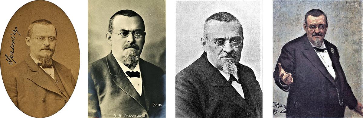Неизвестный белорус Владимир Спасович, или Чужой в этом мире *